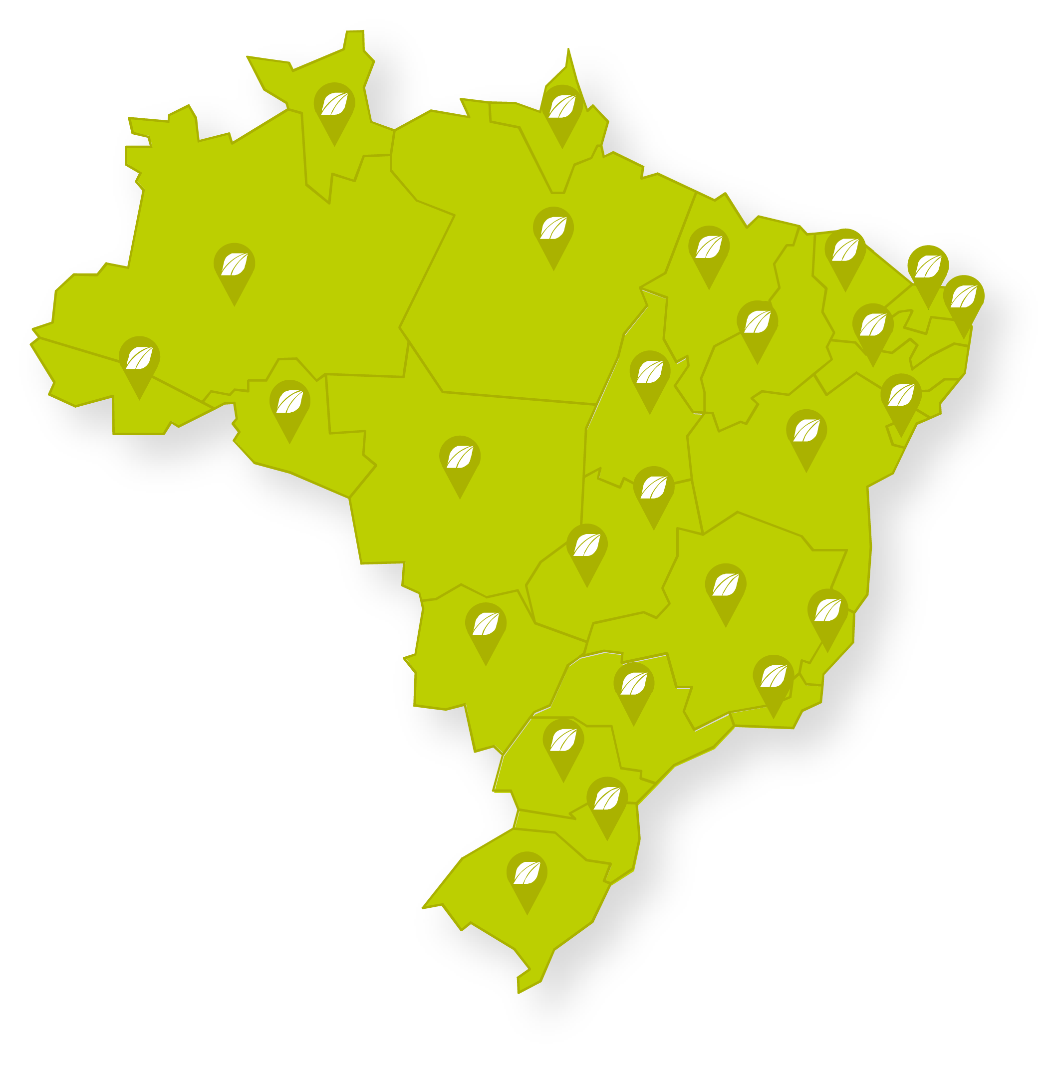 mapa eucard